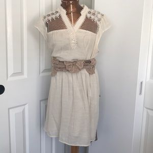 Womens short pullover dress, New, No tags